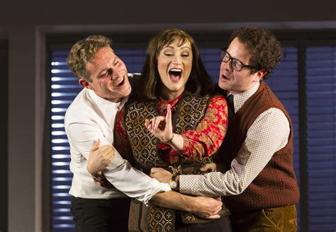 Merrily We Roll Along Huntington Theatre Company