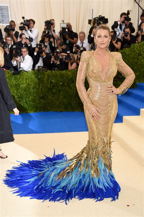 Met Gala 2017 The Best Celebrity Dresses On The Red Carpet