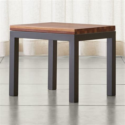 Metal Base Tables Crate and Barrel