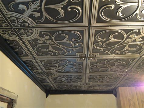Metal Tin Ceiling Tiles Panels for Nail Up Drop