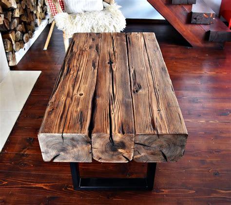 Metal coffee table Etsy