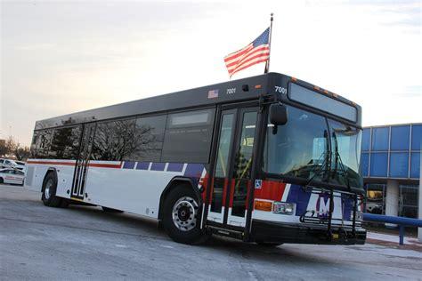 Metro Transit St Louis MetroBus MetroLink and Call A