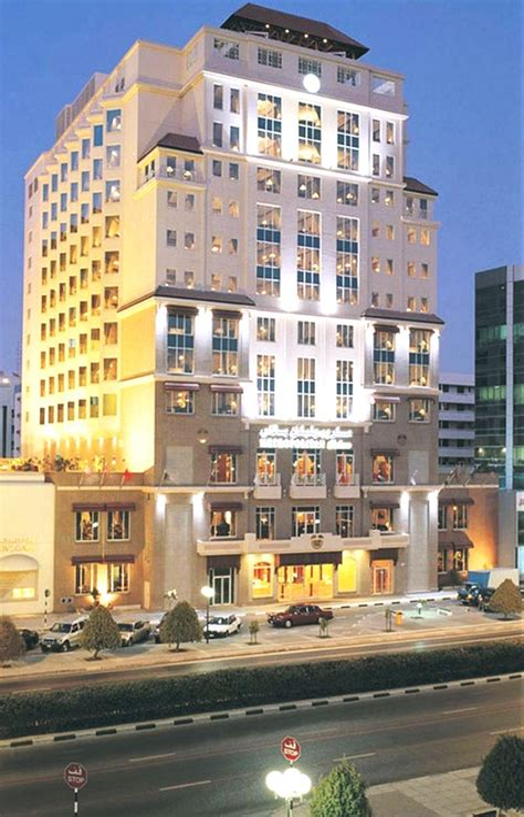 Metropolitan Palace Hotel Dubai Dubai Accommodation