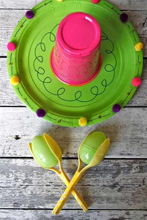 Mexican Crafts for Kids Fiesta Crafts Hispanic Crafts