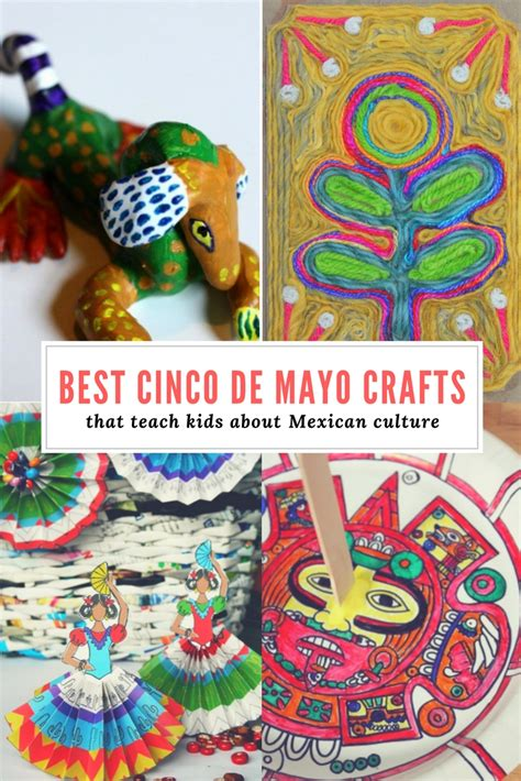 Mexico Activities for Kids including Cinco de Mayo