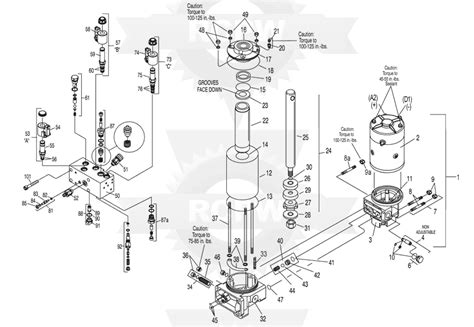 Meyer E 58H Pump Diagram RCPW Parts Lookup RCPW