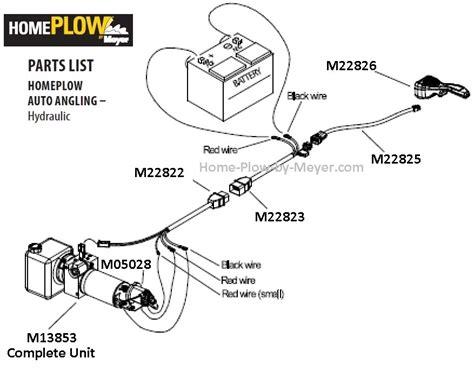Meyers Plow Wiring Schematic doahamba
