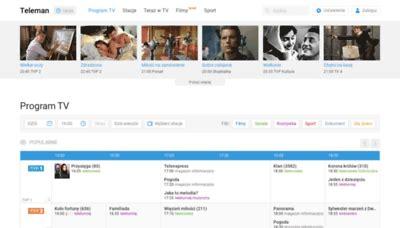 Mezzo Aktualny Program TV teleman pl
