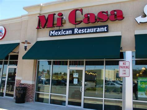 Mi Casa Mexican Restaurant Home