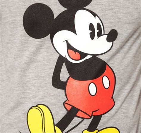 Mickey Mouse Biography