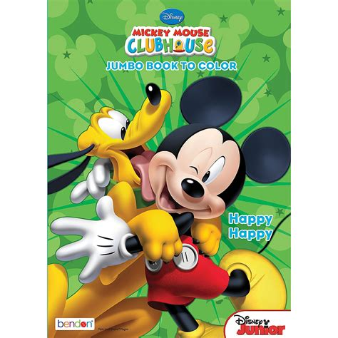 Mickey Mouse Coloring Activity Book Party City