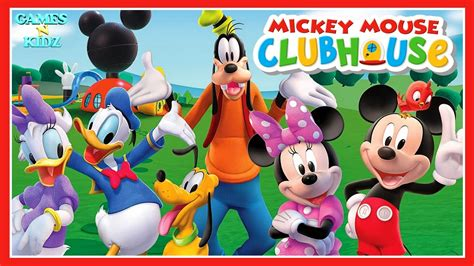 Mickey Mouse Games Cartoon Games For Kids