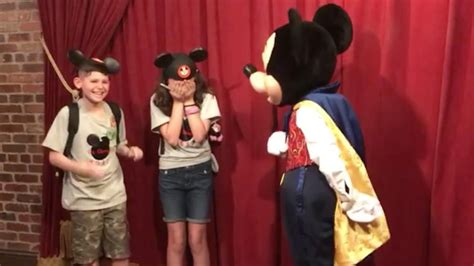 Mickey Mouse Helps Pennsylvania Parents Tell Foster Kids