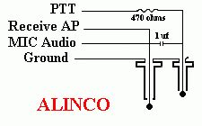 cobra 29 mic wiring diagram images microphone connections iw5edi simone ham radio