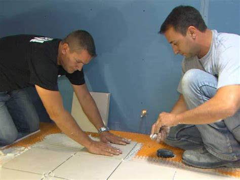 Mike Holmes Groutable vinyl tile not a good option