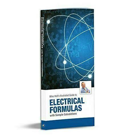 Mike Holt Electrical Formulas