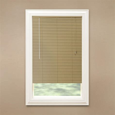 Mini Blinds Blinds The Home Depot