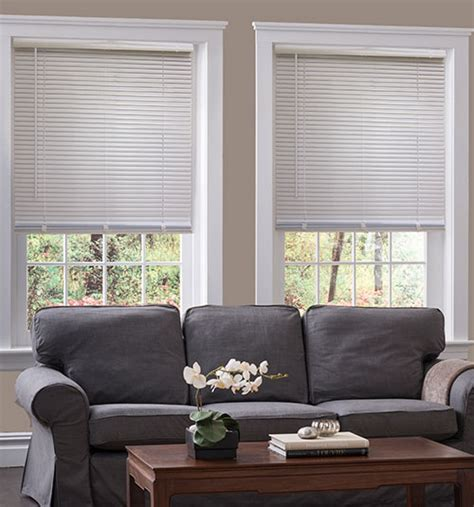 Mini Blinds Vinyl Aluminum Mini Blinds Blindsgalore