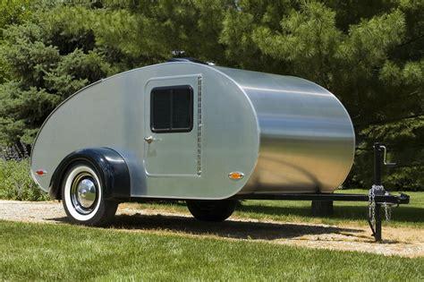 Mini Camper Trailers Lightweight Small Travel Trailers