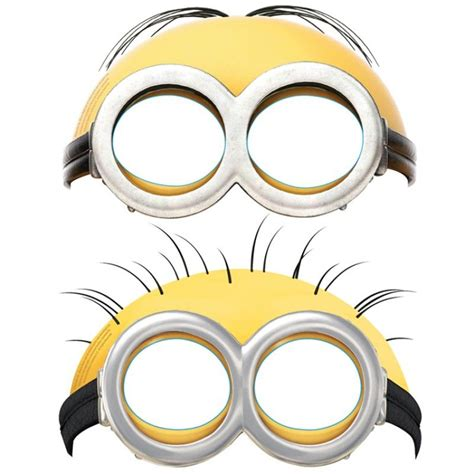Minions Free Printable Mask Is it for PARTIES Is it