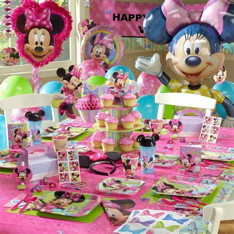 Minnie Mouse Birthday Party Supplies BirthdayExpress