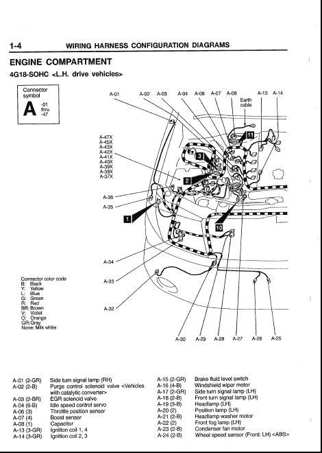 mitsubishi pajero electrical wiring diagram images pajero central mitsubishi pajero io 1999 body chassis wiring diagrams