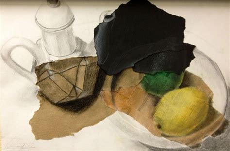 Mixed Media Still Life Painting Lesson Plan Painting for