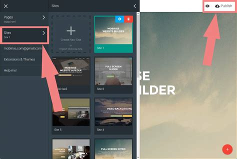 Mobirise Free Mobile Website Builder Software