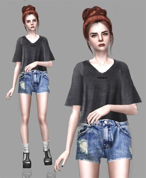 Mod The Sims Favorite sites for grunge hipster kawaii