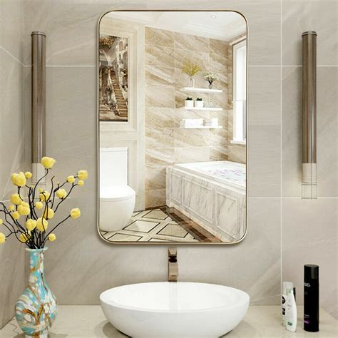 Modern Bathroom Mirrors AllModern