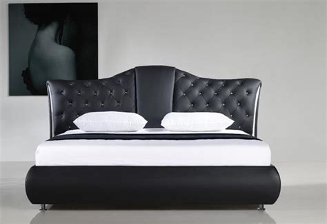 Modern Bedroom Furniture and platform beds in Ottawa Leather Bed Ottawa