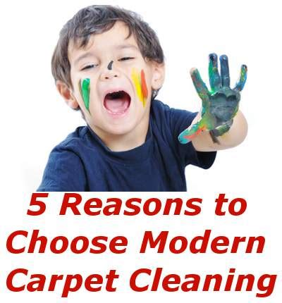 Modern Carpet Cleaning Chico CA
