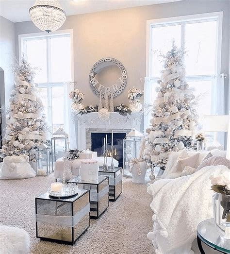 Modern Christmas Decor Home Decorating Remodeling and