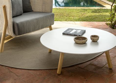Modern Collection LC10 Coffee Table Outside Garden Furniture