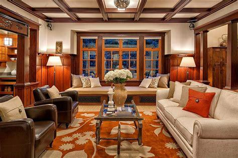 Modern Craftsman Style Home Design Interior Design Ideas