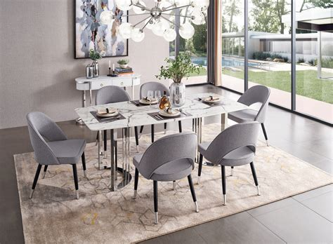 Modern Dining Room Furniture and kitchen tables and marble tables in Ottawa