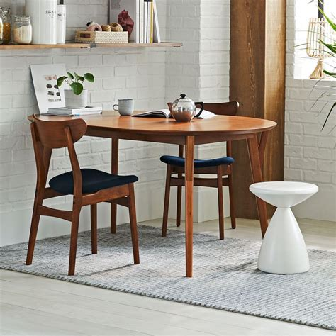 Modern Expandable Dining Table west elm