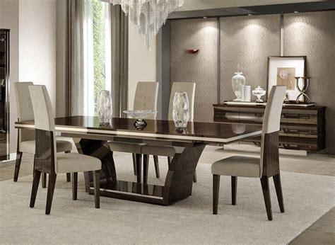 Modern Italian Dining Tables Interiors Italia