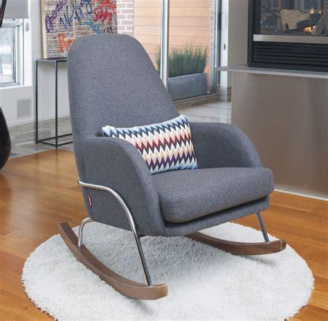 Modern Jackson Rocking Chair Nursery Furniture by Monte