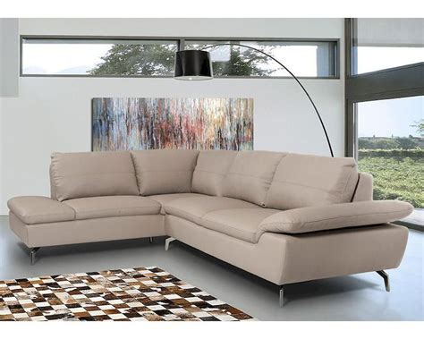 Modern Leather Sectional Sofa by Modern Line Furniture