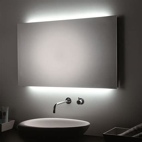 Modern Lighted bathroom mirror Backlit Bathroom Mirror IB mirror