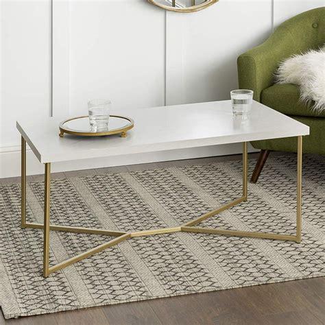 Modern Marble Coffee Tables AllModern