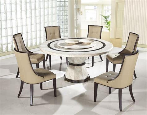 Modern Round Dining Room Tables Houzz