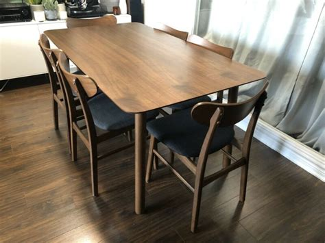 Modern Rustic Buy or Sell Dining Table Sets Kijiji