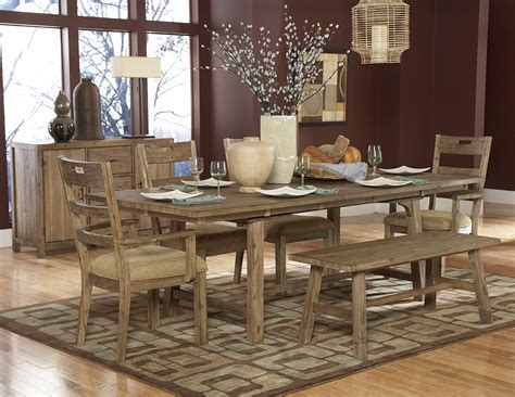 Modern Rustic dining tables Salvation Furniture