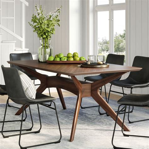 Modern Square Dining Kitchen Tables AllModern