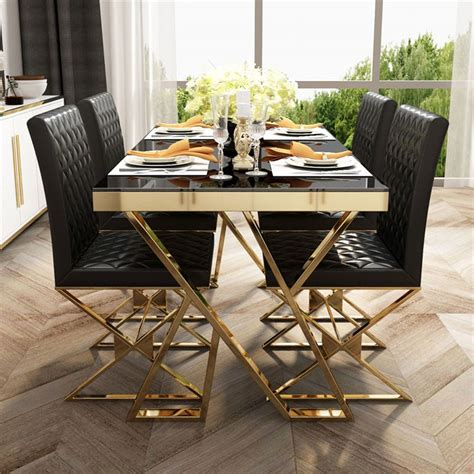 Modern dining tables on sale kitchen clearance Structube
