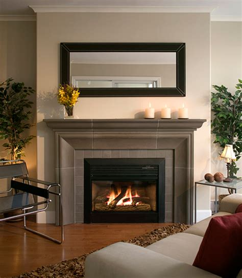 Modern fireplace Home Interior design and Decoration Ideas