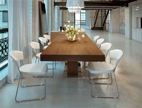 Modloft Modern Contemporary Furniture Astor Dining Table
