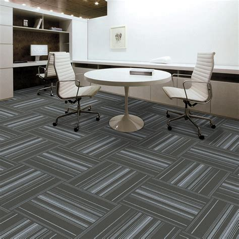 Modular Carpet Tiles Commercial Flooring Products